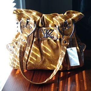 Kathy Van Zeeland Mustard Bag